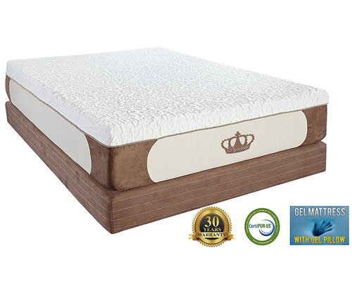 DynastyMattress-Cool-Breeze-12-Inch-Gel-Memory-Foam-Mattress,-King-Size