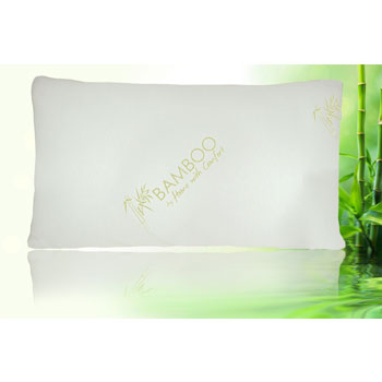 Bamboo-by-Home-with-Comfort---Bamboo-Pillow-with-Shredded-Down-Alternative-Fill