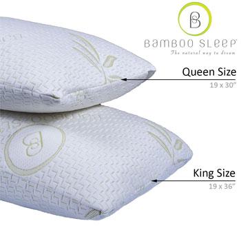 Set-of-2-Bamboo-Sleep-Premium-Bamboo-Memory-Foam