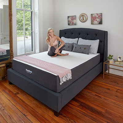 bed-with-mattress