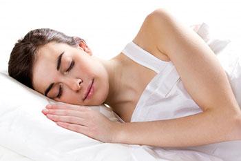 female-sleeping