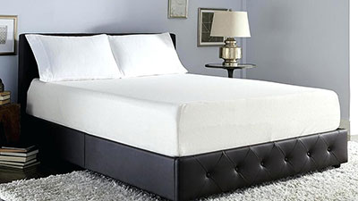 Does A Memory Foam Mattress Need A Box Spring Depends On